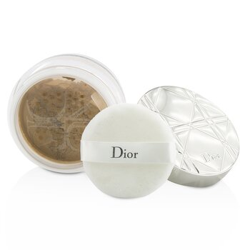 Christian Dior Diorskin Nude Air Healthy Glow Polvo Volátil Invisible - # 040 Honey Beige  16g/0.56oz
