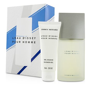 Issey Miyake Issey Miyake Coffret: Eau De Toilette Spray 75ml/2.5oz + Shower Gel 75ml/2.5oz  2pcs