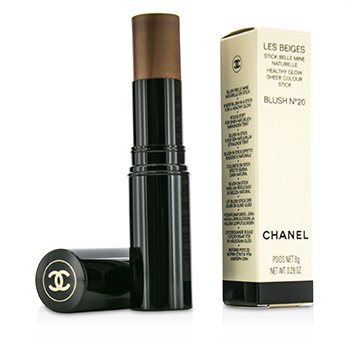 Chanel Bastão Labial Les Beiges Healthy Glow Sheer Colour - No. 20  8g/0.28oz