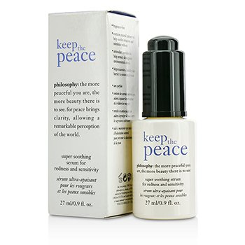 Philosophy Keep The Peace Super Soothing Serum  27ml/0.9oz