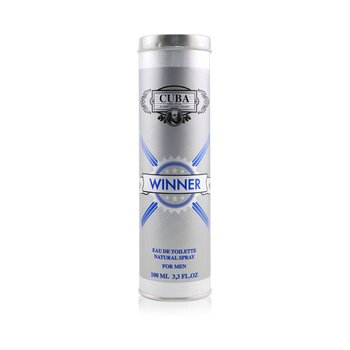 Cuba Cuba Winner Eau De Toilette Spray  100ml/3.3oz