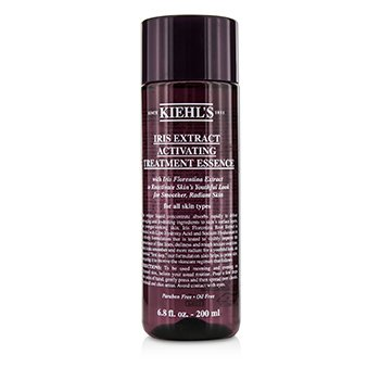 Kiehl's Iris Extract esencia Tratamiento Activante  200ml/6.8oz
