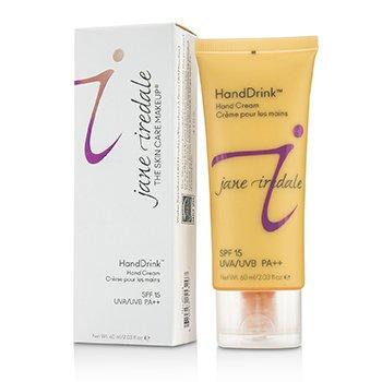 Jane Iredale HandDrink Hand Cream SPF15  60ml/2.03oz