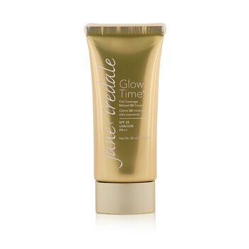 Jane Iredale Minerální BB krém Glow Time Full Coverage Mineral BB Cream SPF 25 - BB6  50ml/1.7oz