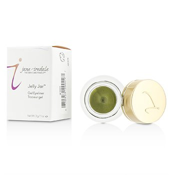 Jane Iredale Jelly Jar Delineador Gel - # Green  3g/0.1oz