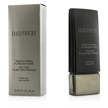 Laura Mercier Base Smooth Finish Flawless Fluide - # Ivory  30ml/1oz
