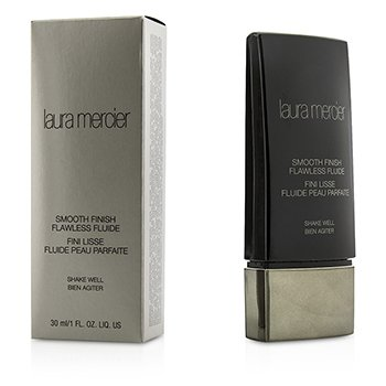Laura Mercier Fluidní make-up pro hladký a bezchybný vzhled Smooth Finish Flawless Fluide - # Ecru  30ml/1oz