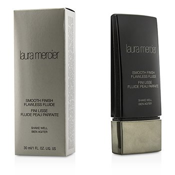 Laura Mercier Fluidní make-up pro hladký a bezchybný vzhled Smooth Finish Flawless Fluide - # Golden  30ml/1oz