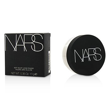 NARS Pó Soft Velvet Loose - #Snow (Fair)  10g/0.35oz