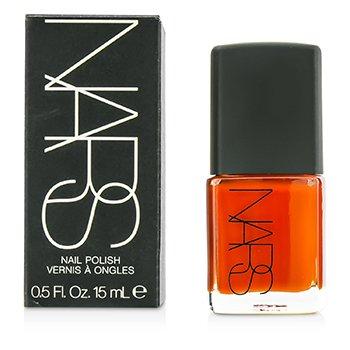 NARS Lakier do paznokci Nail Polish - #Hunger (Mandarin Red)  15ml/0.5oz