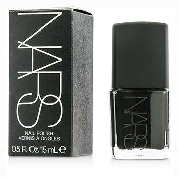 NARS Lakier do paznokci Nail Polish - #Back Room (Black)  15ml/0.5oz