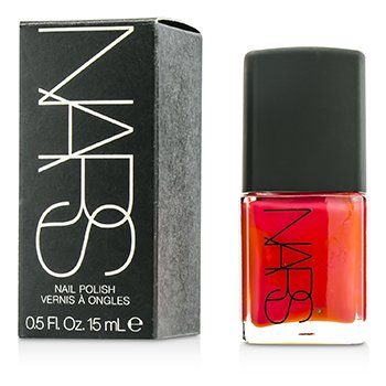 NARS Lakier do paznokci Nail Polish - #Shameless Red (Pink Flamingo)  15ml/0.5oz