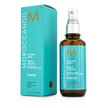 Moroccanoil Glimmer Shine (For All Hair Types)  100ml/3.4oz
