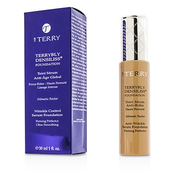 By Terry Terrybly Densiliss Wrinkle Control Serum Foundation - # 5.5 Rosy Sand  30ml/1oz