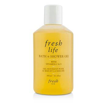 Fresh Fresh Life Гель для Ванни і Душу  300ml/10.1oz