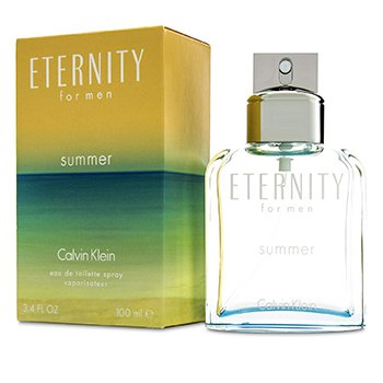 Calvin Klein Eternity Summer Eau De Toilette Spray (Edición 2015)  100ml/3.4oz