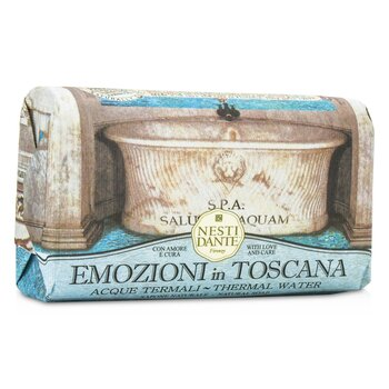 Nesti Dante Emozioni In Toscana Natural Soap - Thermal Water  250g/8.8oz
