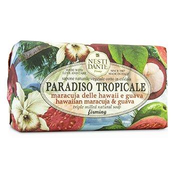 Nesti Dante Paradiso Tropicale Triple Milled Natural Soap - Hawaiian Maracuja & Guava  250g/8.8oz