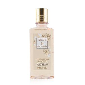 L'Occitane Neroli & Orchidee Shower Gel  250ml/8.4oz