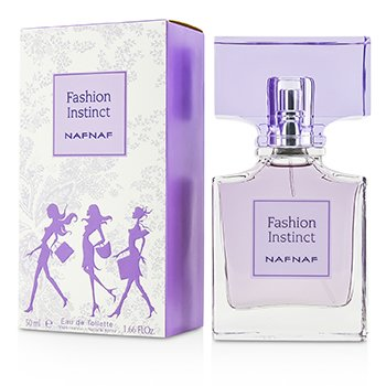 Naf-Naf Fashion Instinct Eau De Toilette Spray  50ml/1.66oz