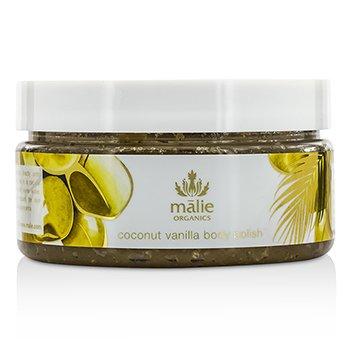 Malie Organics Coconut Vanilla Exfoliante Corporal  236g/8oz