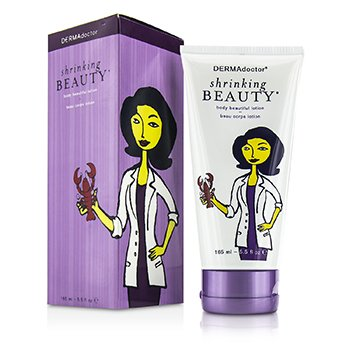 DERMAdoctor Shrinking Beauty Body Beautiful Lotion  165ml/5.5oz