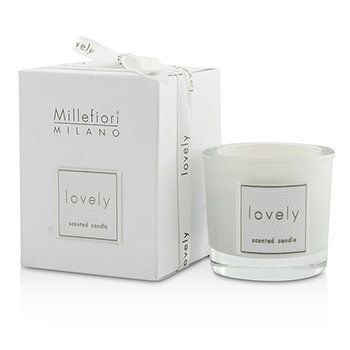 Millefiori Lovely Candle In Bicchiere - Rosa  60g/2.11oz