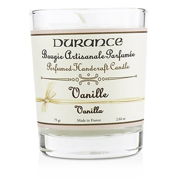 Durance Perfumed Handcraft Candle - Vanilla  75g/2.64oz