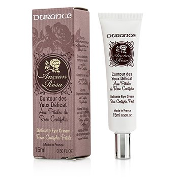 Durance Ancian Rosa Нежный Крем для Век  15ml/0.5oz