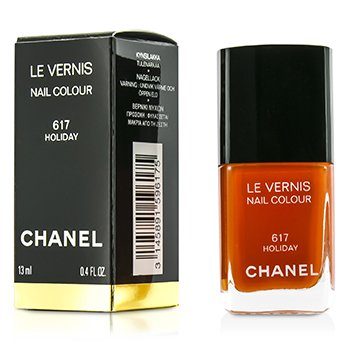 Chanel Nail Enamel - No. 617 Holiday  13ml/0.4oz