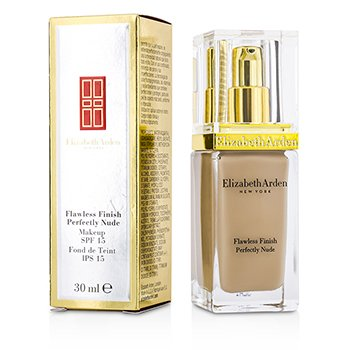 Elizabeth Arden Flawless Finish Perfectly Nude Makeup SPF 15 - # 08 Cashmere  30ml/1oz