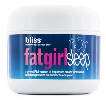 Bliss Fat Girl Sleep (Travel Size)  60ml/2oz