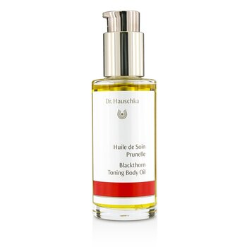 Dr. Hauschka Blackthorn Aceite Corporal Tonificante- Calienta & Fortifica  75ml/2.5oz