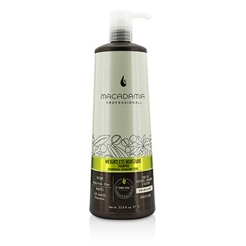 Macadamia Natural Oil Professional Weightless Moisture Champú  1000ml/33.8oz