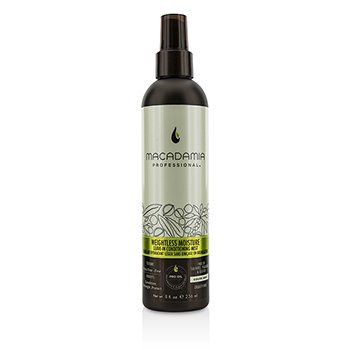Macadamia Natural Oil Professional Weightless Moisture Bruma Acondicionadora Sin Enjuague  236ml/8oz