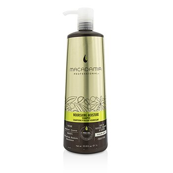 Macadamia Natural Oil Professional Nourishing Moisture Shampoo  1000ml/33.8oz