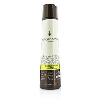 Macadamia Natural Oil Professional Weightless Moisture Champú  300ml/10oz