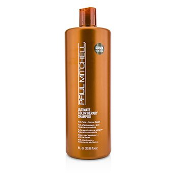 Paul Mitchell Ultimate Color Repair Shampoo (Anti-Fade - Quinoa Repair)  1000ml/33.8oz