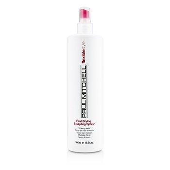 Paul Mitchell Flexible Style Spray Secado Rápido (Spray Acabado)  500ml/16.9oz