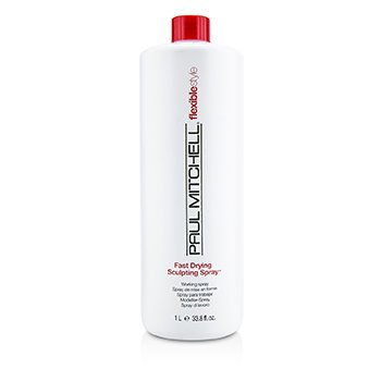 Paul Mitchell Flexible Style Fast Drying Sculpting Spray (Working Spray)  1000ml/33.8oz
