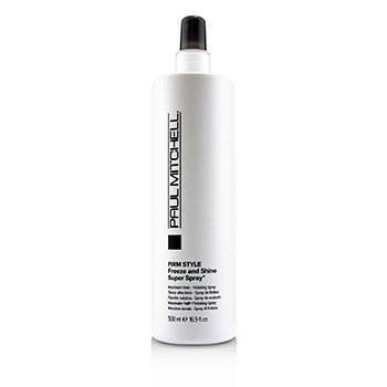 Paul Mitchell Firm Style Freeze and Shine Super Spray (Spray Final)  500ml/16.9oz