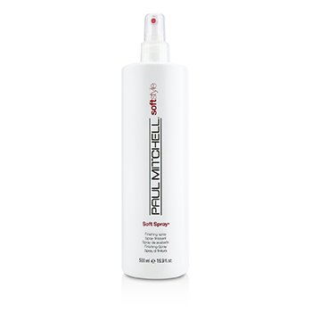 Paul Mitchell Soft Style Soft Spray (Spray Final)  500ml/16.9oz