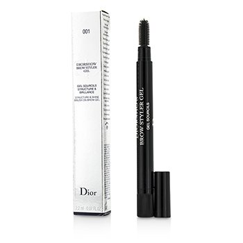 Christian Dior Diorshow Гель для Укладки Брів - # 001 Transparent  2.2ml/0.07