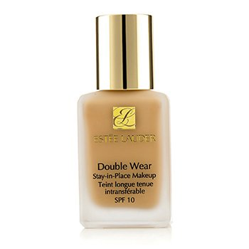 Estee Lauder  Double Wear Stay In Place Maquillaje SPF 10 - No. 77 Pure Beige (2C1)  30ml/1oz