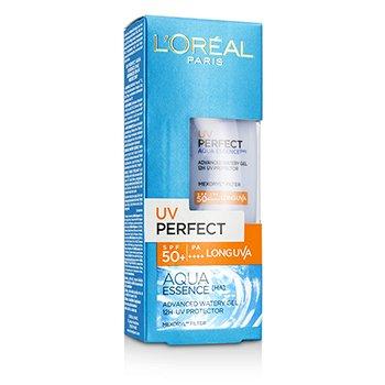 L'Oreal ������� UV Perfect Aqua Essence UV Protector SPF 50 (��ʹ)  30ml/1oz