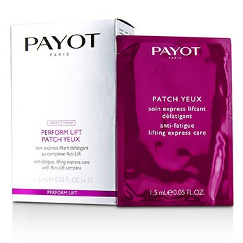 Payot Perform Lift Patch Yeux - Para Pieles Maduras  10x1.5ml/0.05oz