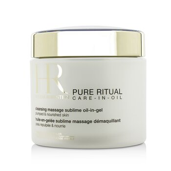 Helena Rubinstein Pure Ritual Care-In-Oil Cleansing Massage Sublime Aceite en Gel  200ml/6.49oz