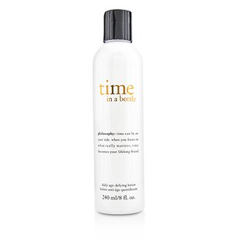 Philosophy Time In A Bottle Daily Age-Defying Lotion  240ml/8oz