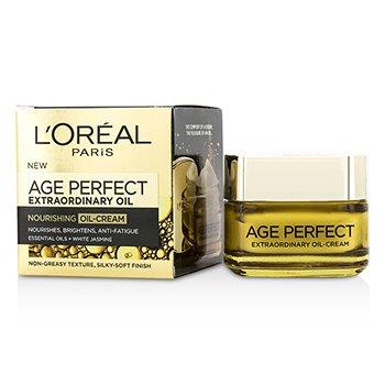 L'Oreal Age Perfect Extraordinary Oil - Aceite-Crema Nutritivo  50ml/1.7oz