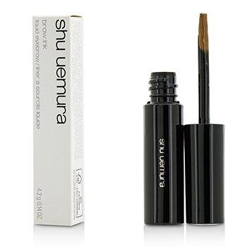 Shu Uemura Brow:Ink Liquid Eyebrow - #Tawny Gold  4.2g/0.14oz